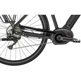 Ortler Bozen Premium Powertube Trapeze, black matt